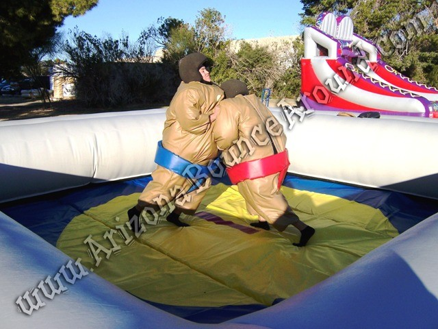 Sumo wrestling game rentals Phoenix Arizona