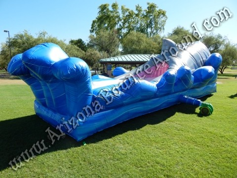 Themed slip n slide rentals in Arizona