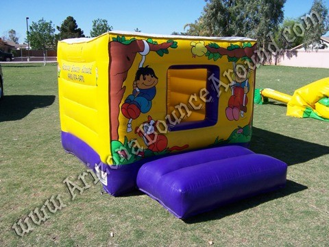 Toddler moonwalk rental Phoenix AZ