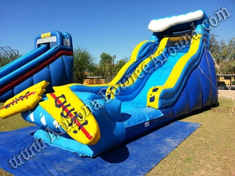Water slide rental - Phoenix AZ
