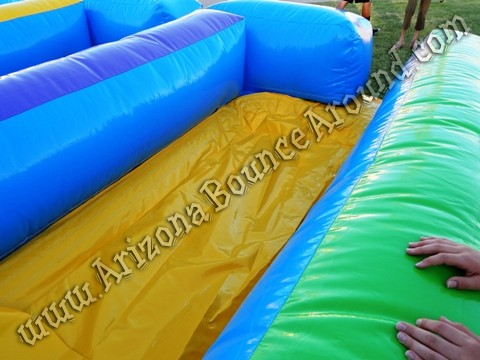 Water slide rentals without pools Phoenix Arizona