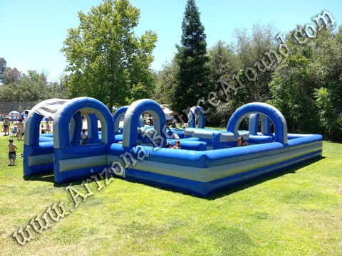 Rent Water tag games in Phoenix Arizona, Water tag Maze