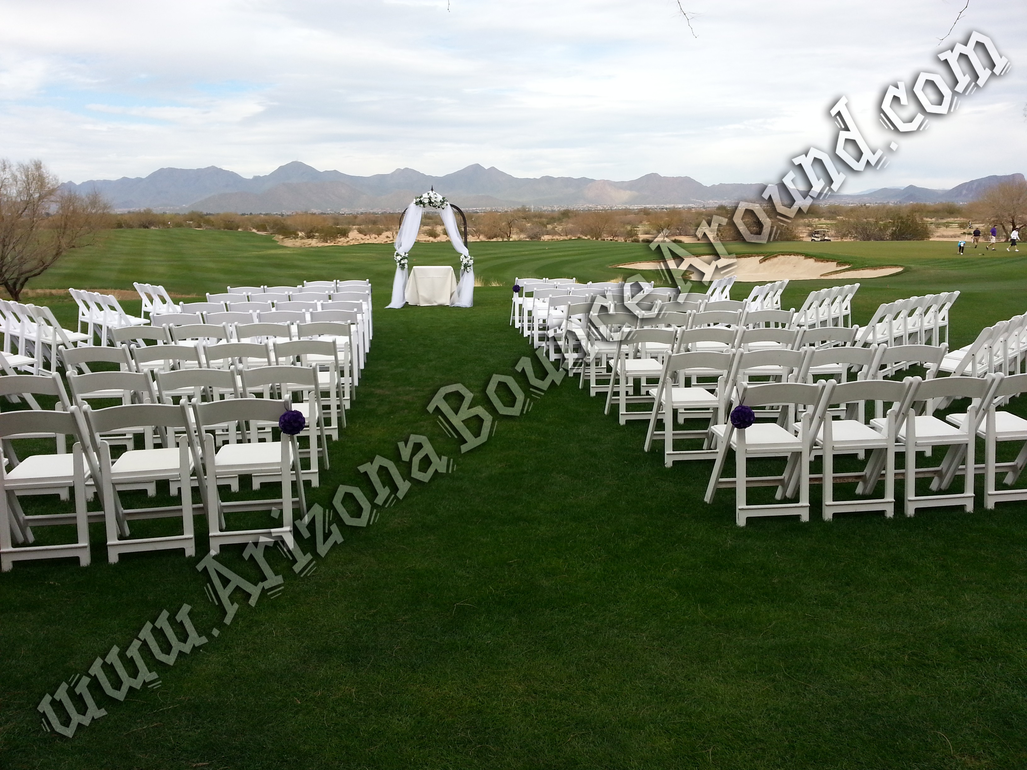 Wedding Chair Rental Phoenix Scottsdale AZ