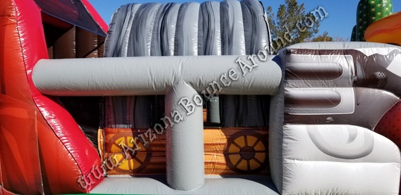 Western themed Inflatable rentals Chandler Arizona