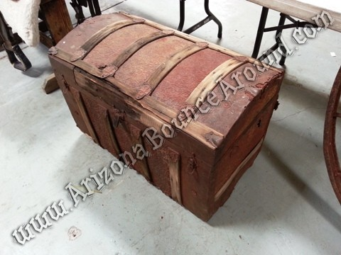Western trunk prop rental