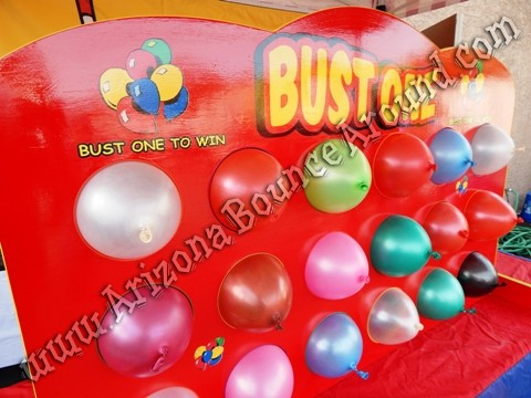 Where can i rent Balloon pop carnival games in Phoenix