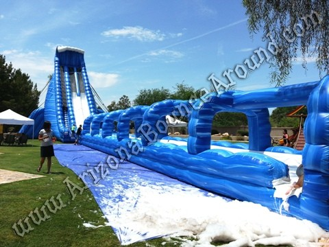 Where can i rent a big water slide in Phoenix Arizona