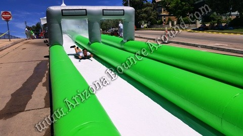 Where can i rent a giant slip n slide in Arizona