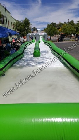 Where can i rent a giant slip n slide in New Mexico