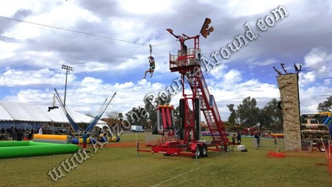 Zip line rentals for parties and events in Arizona