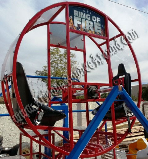 Arizona carnival ride rental