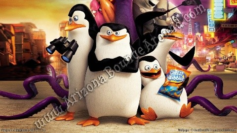 Penguins of Madagascar games for parties