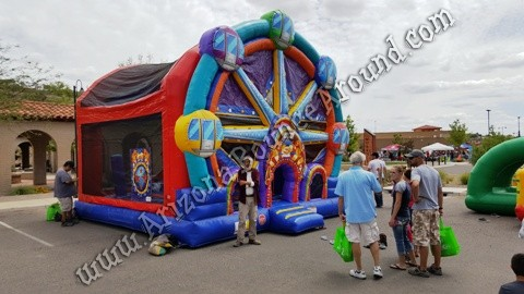 carnival themed bounce house rentals Gilbert