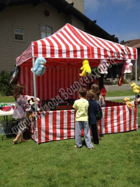 Carnival Booth rental Phoenix Arizona, Carnival booths for rent