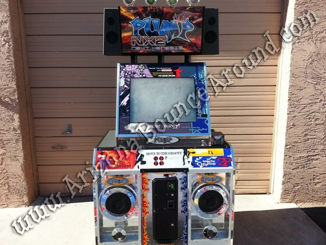 dance dance revolution rental Arizona