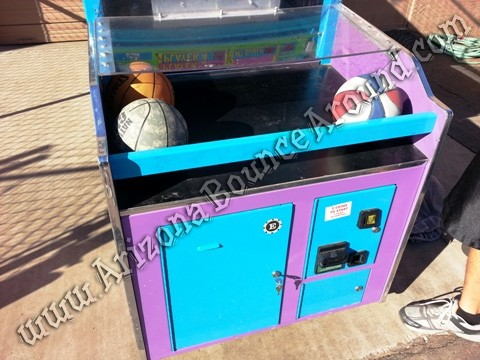 electronic basketball game rentals Arizona