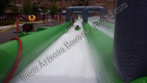 giant slip n slide rentals in Colorado