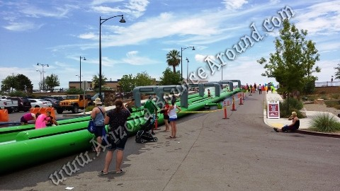 giant slip n slide rentals in Nevada