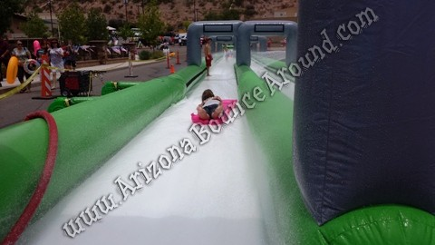 giant slip n slide rentals in New Mexico