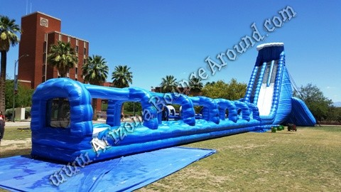 giant water slides for events in Arizona