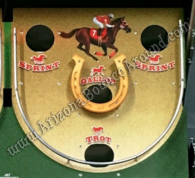 horse racing arcade game rental Scottsdale Arizona