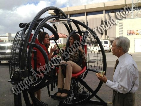 Gyroscope Ride Rental Human Gyro Carnival Rides For Rent
