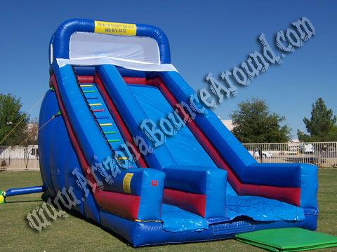 Inflatable Dry Slide Rentals in Gilbert, Arizona