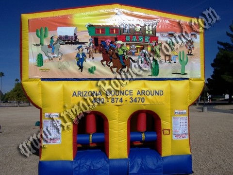 Western Cowboy Obstacle Course rental in Phoenix AZ, Horse obstacle course