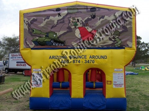 Army Obstacle Course rental in Phoenix AZ