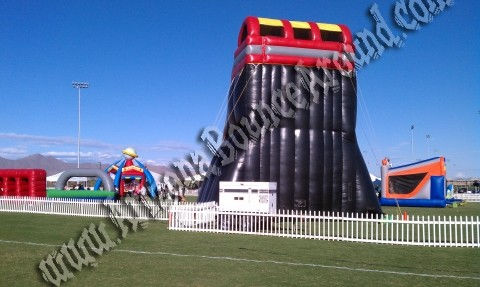 Inflatable Water Slide for Rent in Phoenix, Arizona