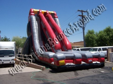 Giant inflatable slide rental in phoenix