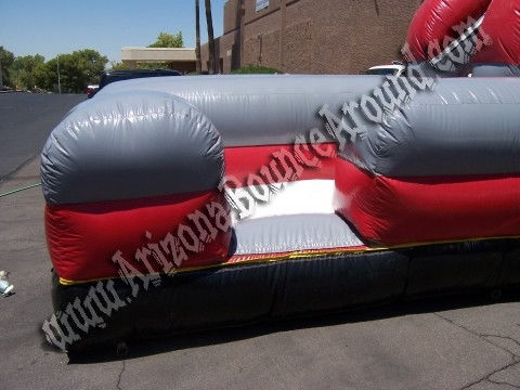 Black Diamond Inflatable SLide Rental in Phoenix, Arizona