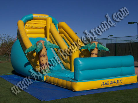 Inflatable Water Slide Rentals in Gilbert, Arizona