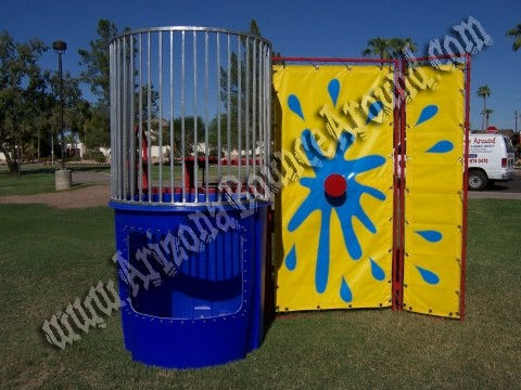 Dunk Tank Rentals in Gilbert, Arizona