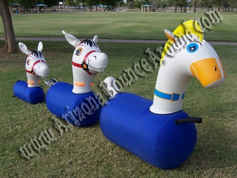Inflatable Pony Rental Phoenix, AZ