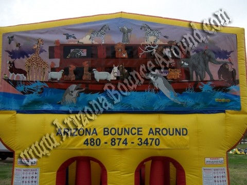 inflatable bouncer rental in tolleson, az