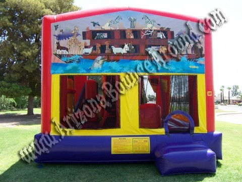 animal bounce house rental in phoenix, arizona