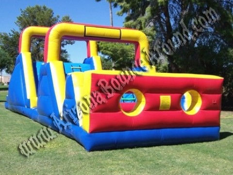 Obstacle Course Rentals in Scottsdale, Arizona