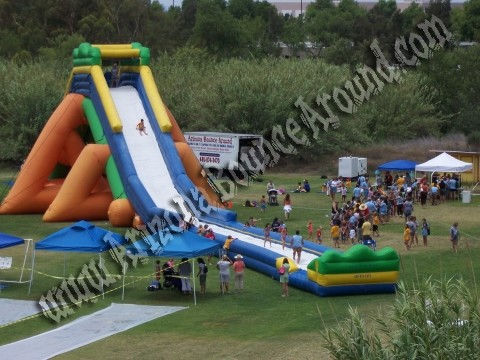 Giant Water Slide rental phoenix az