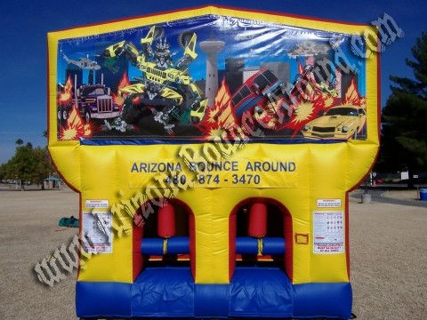 Transformers Obstacle Course rental in Phoenix AZ