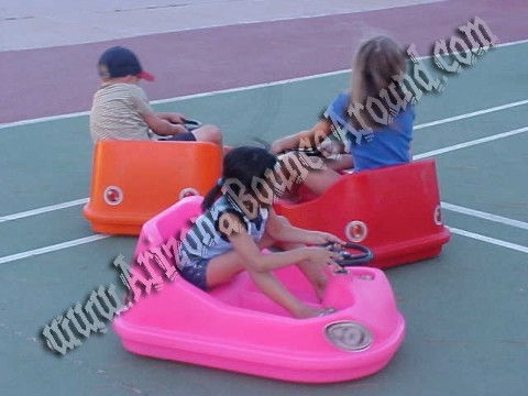 Kids Bumper Car Rentals Scottsdale, AZ