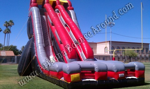 inflatable companies that rent tall slides in Phoenix AZ