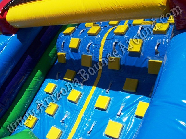 inflatable obstacle course rental Phoenix Arizona, Vertical Rush