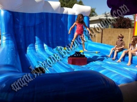 mechanical surf board rental AZ
