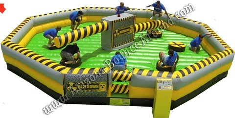 meltdown inflatable rental Phoenix