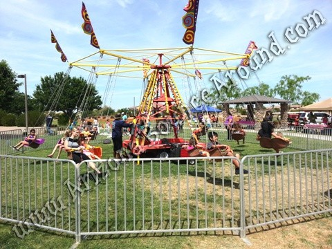 rent a carnival swing ride in Arizona
