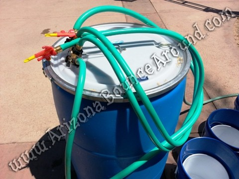 water balloon filling station rental, Phoenix, AZ