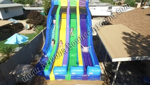 water slide companies in Phoenix Arizona