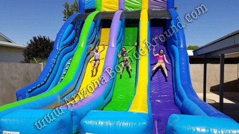 water slide rental companies in Chandler Arizona