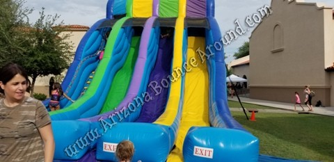water slide rental companies in Phoenix Arizona
